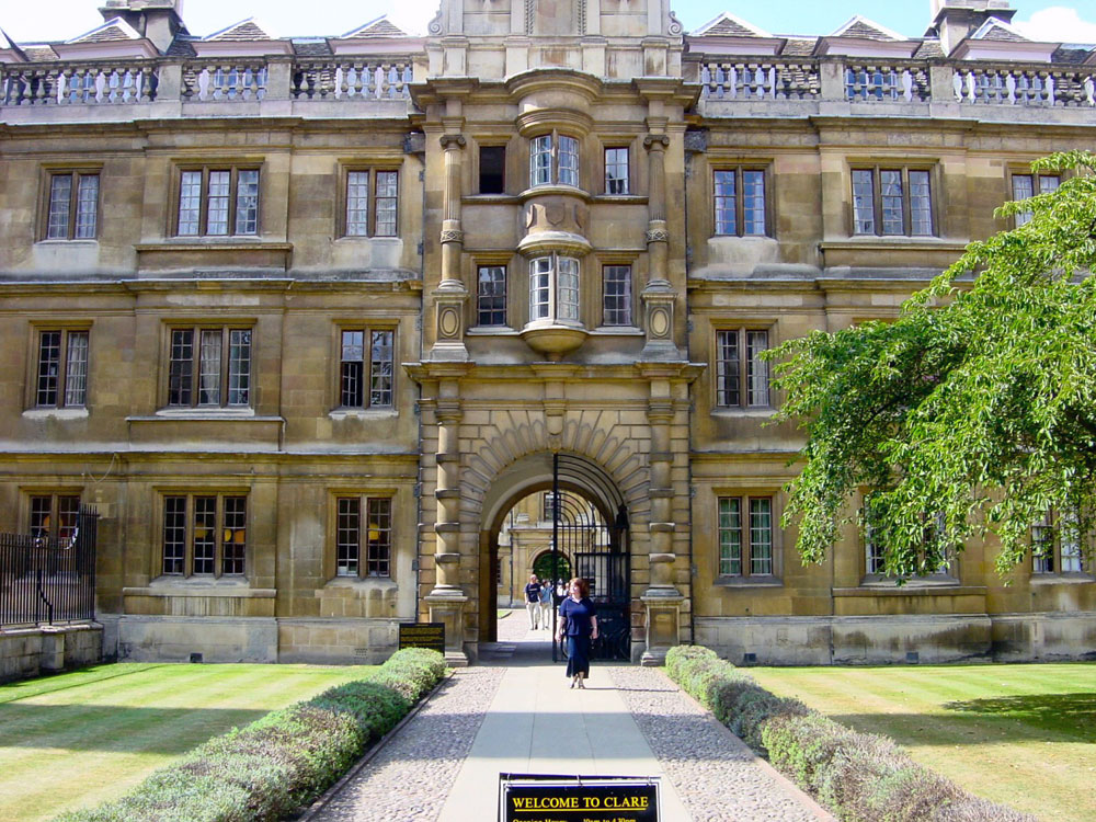 Psychology clare college cambrdige